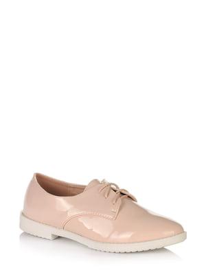 Туфли розовые | 5519773