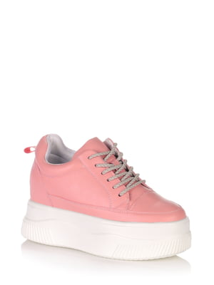 Кроссовки розовые | 5519775