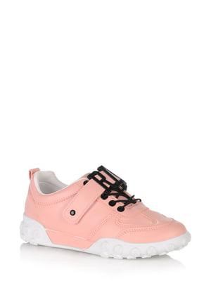 Кроссовки розовые | 5519776