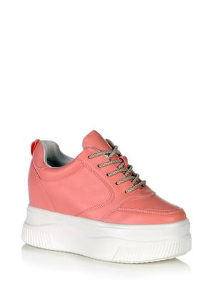 Кроссовки розовые | 5519780