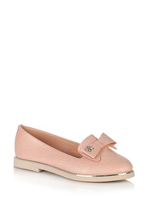 Туфли розовые | 5519784