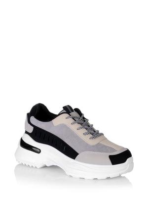 Кросівки сірі   5519790
