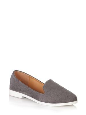 Туфлі сірі | 5519793