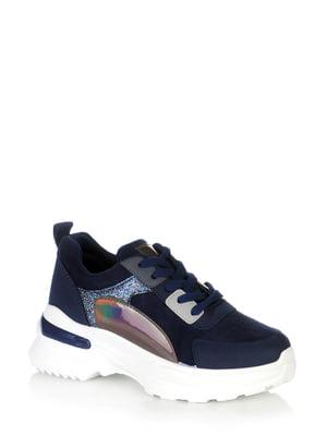 Кросівки сині | 5519794