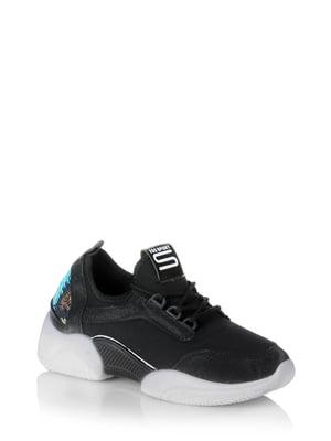 Кроссовки черные | 5519802