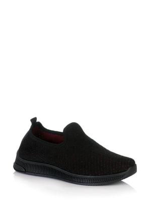 Кроссовки черные | 5519804