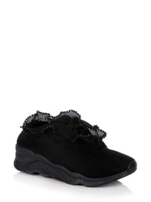 Кроссовки черные | 5519810