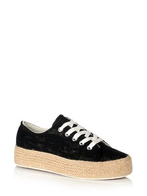 Кроссовки черные | 5519811