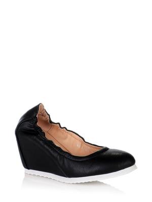 Туфлі чорні | 5519815