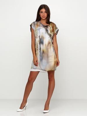 Сукня анімалістичного забарвлення  | 5503333