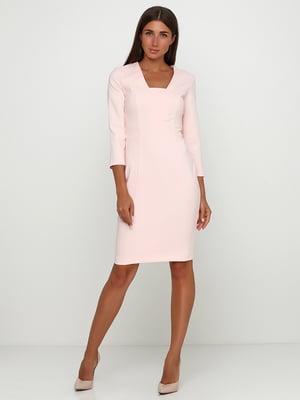 Сукня світло-рожева | 5503644