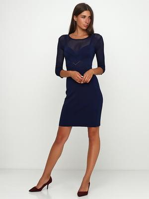 Сукня темно-синя | 5503776