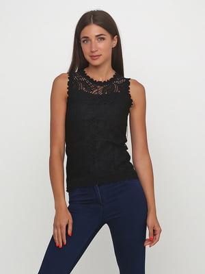 Блуза чорна | 5503780