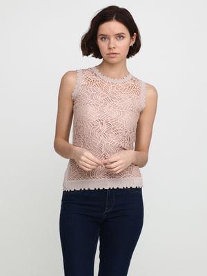 Блуза бежева | 5503781