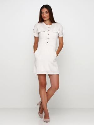 Сукня світло-бежева | 5503928