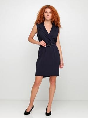 Сукня темно-синя | 5504043