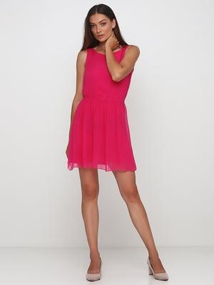 Сукня кольору фуксії | 5503328