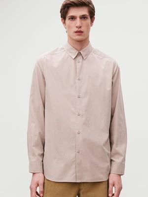 Рубашка светло-розовая   5505714