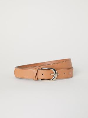 Ремень коричневый   5506359