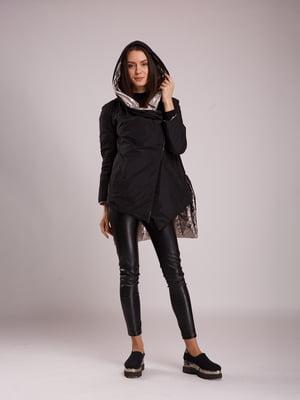 Пальто серо-черное | 5520247