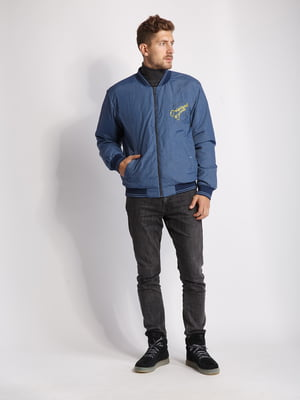 Куртка синяя | 5520258