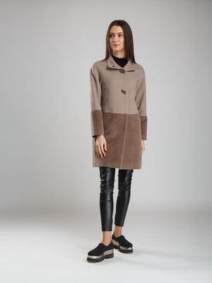 Пальто бежевое | 5520252