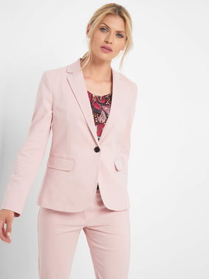 Жакет рожевий | 5519940