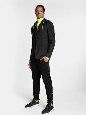 Пиджак черный | 5520028