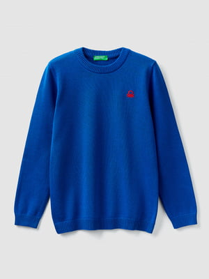 Джемпер синий | 5520518
