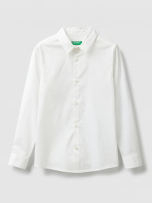 Рубашка белая | 5520686