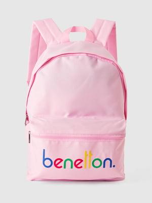Рюкзак світло-рожевий | 5520693