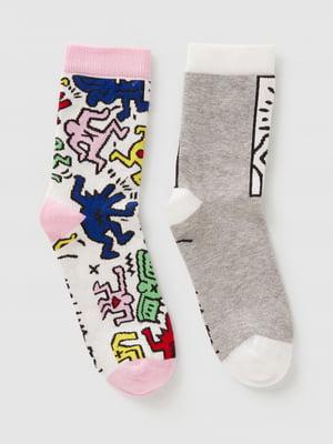 Набор носков (2 пары) | 5520719