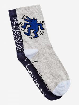 Набір шкарпеток (2 пари) | 5520721