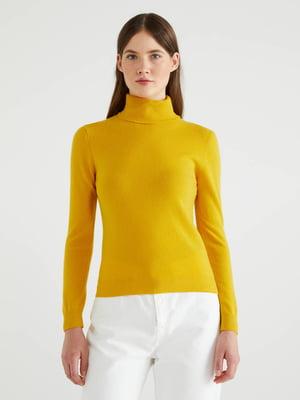 Светр жовтий | 5520731