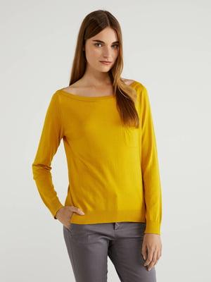 Джемпер желтый | 5520747