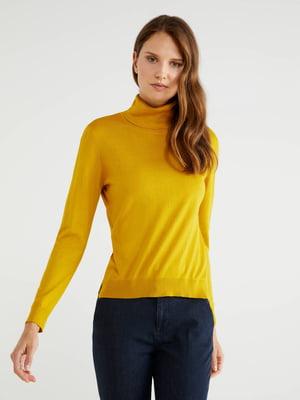 Светр жовтий | 5520755