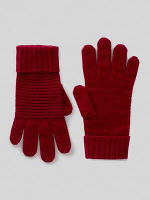 Перчатки красные | 5520824