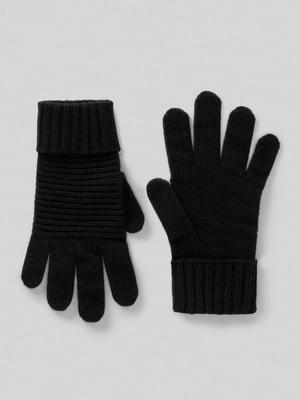 Перчатки черные | 5520826