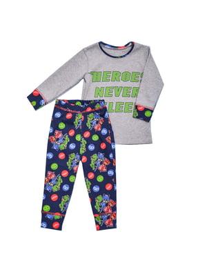 Піжама: джемпер і штани | 5521026
