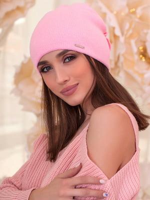 Шапка рожева   5519514