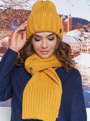 Комплект: шапка и шарф | 5519534