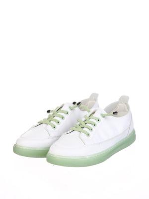 Кроссовки белые | 5522072