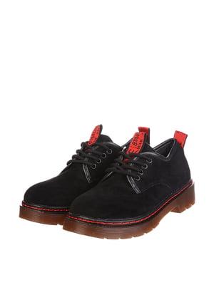 Ботинки черные | 5522075