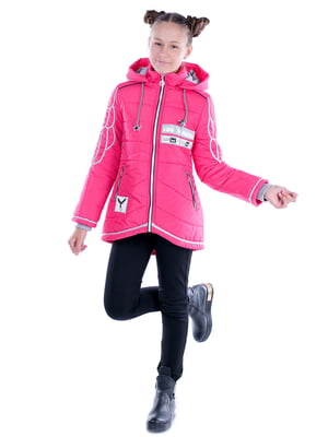 Куртка рожева   5523218
