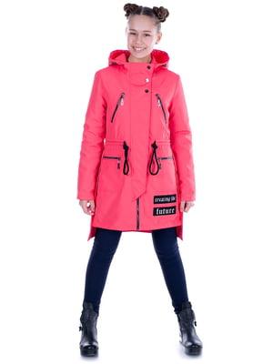 Куртка кораллового цвета - Angeli.R - 5523476