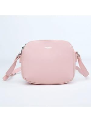 Сумка розовая   5523588