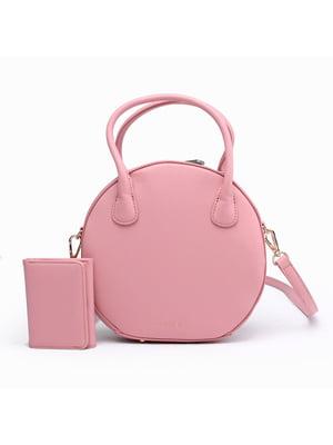 Сумка розовая   5523614