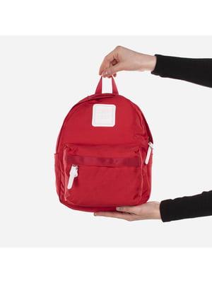 Рюкзак червоний | 5523638