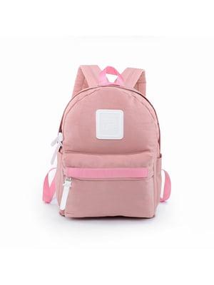 Рюкзак персикового кольору | 5523641
