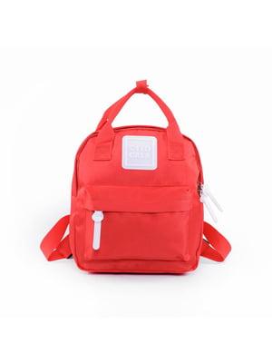 Рюкзак червоний | 5523648